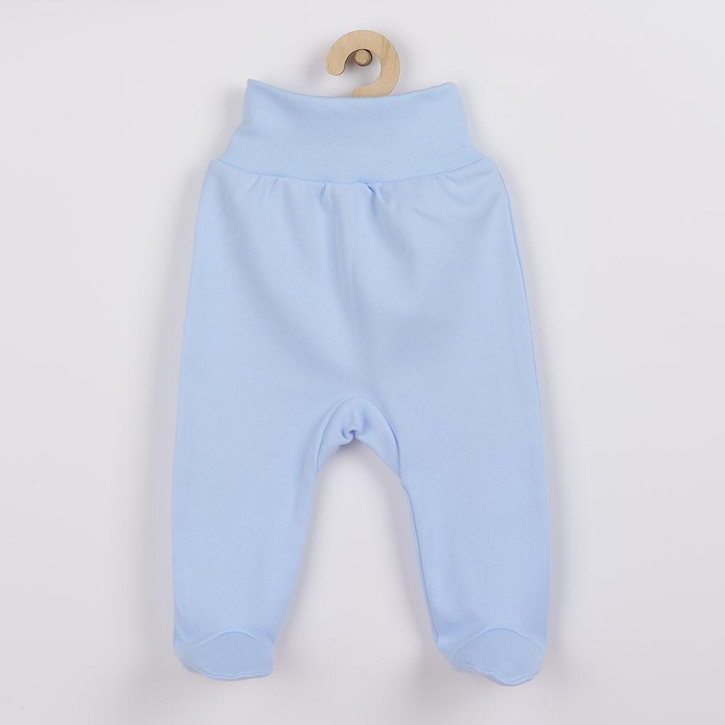 Kojenecké polodupačky New Baby modré vel. 56 (0-3m)