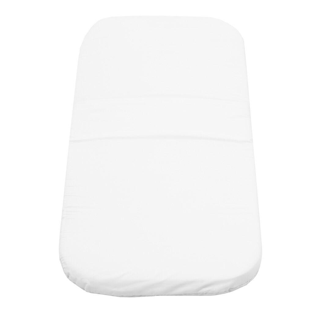 Pěnová matrace do kočárku bílá