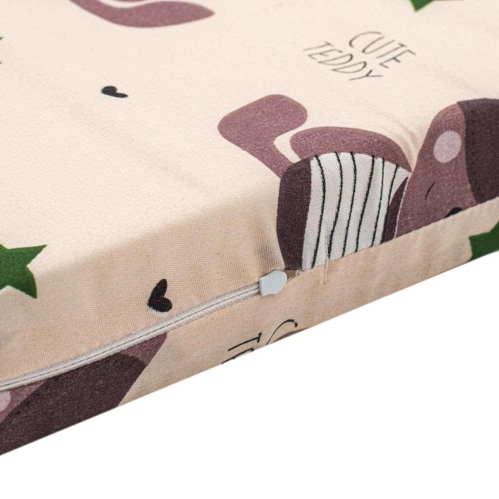 Dětská matrace New Baby 120x60 molitan-kokos béžová obrázky