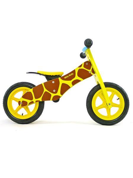 Dětské odrážedlo kolo Milly Mally Duplo Giraffe