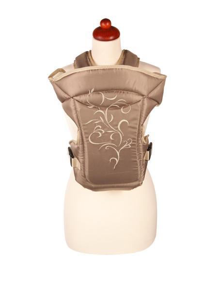 Nosítko Womar Zaffiro Butterfly bežové s výšivkou