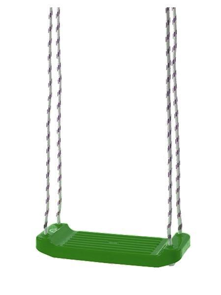 Dětská houpačka tmavě zelená