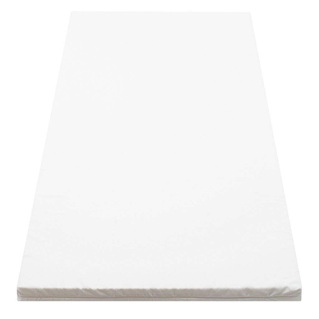 Pěnová matrace 140x70 cm bílá