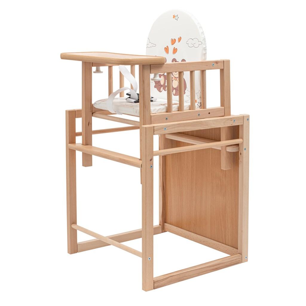 d538214f2f99 Buková židlička New Baby Victory - přírodní