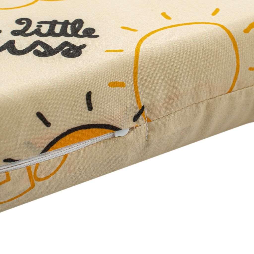 Dětská matrace New Baby 120x60 molitan-kokos oranžová obrázky
