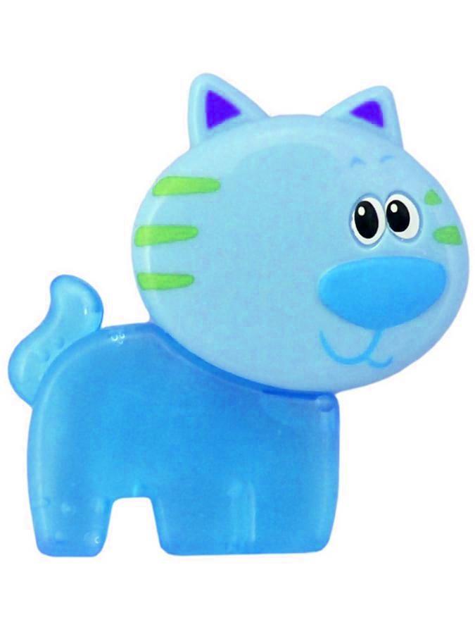 Chladící kousátko Baby Mix Kočička modré