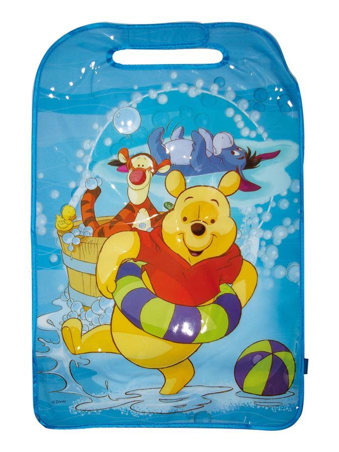 Ochranná folie na sedadlo Medvídek Pú