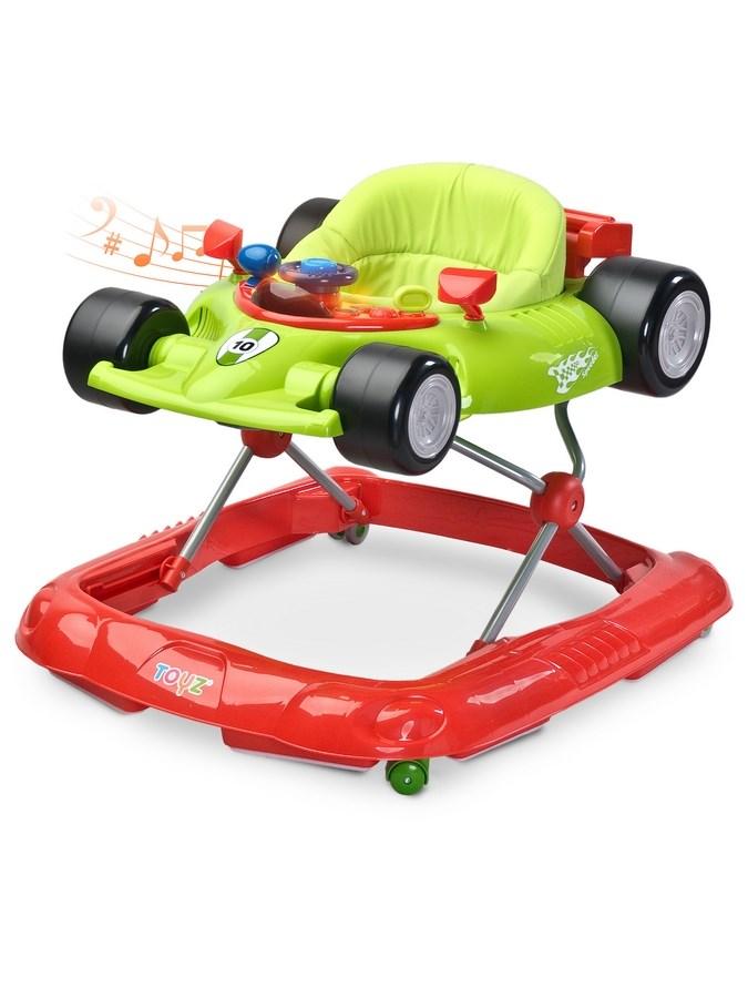 Dětské chodítko Toyz Speeder green