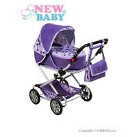 31c39437f77 Dětský kočárek pro panenky 2v1 New Baby Lily