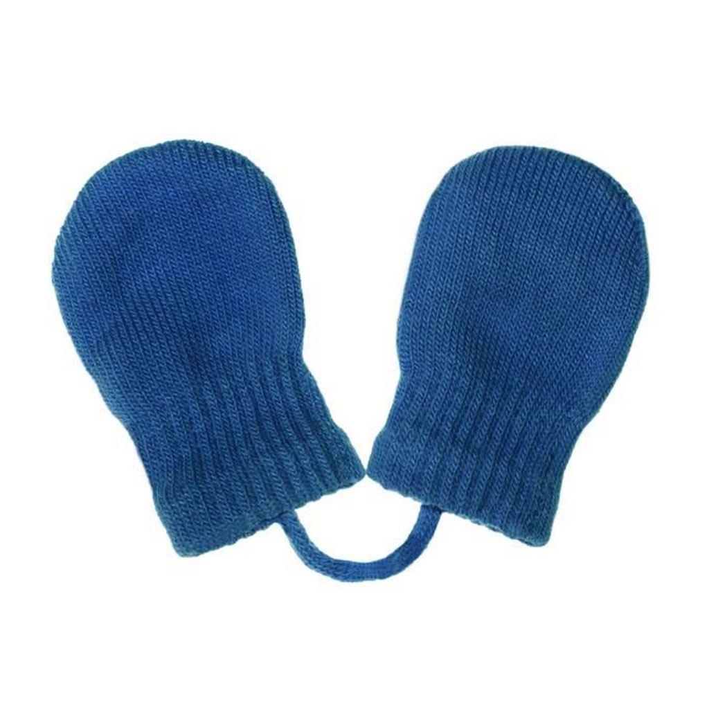 Dětské zimní rukavičky New Baby modré