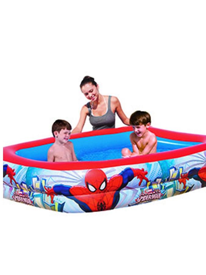 BESTWAY Dětský nafukovací bazén Bestway Spider-Man