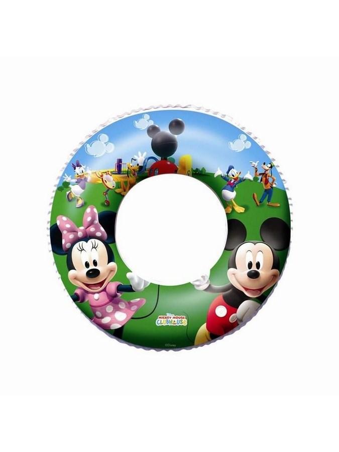 Dětský nafukovací kruh Bestway Mickey Mouse