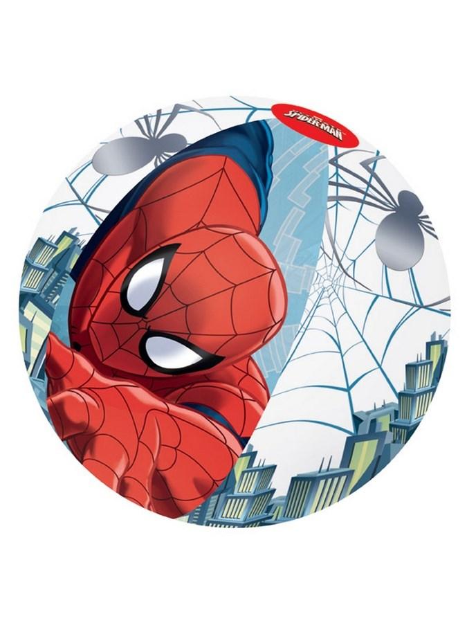 Dětský nafukovací plážový balón Bestway Spider Man