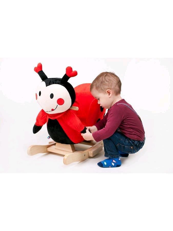 Houpací hračka s melodií PlayTo beruška