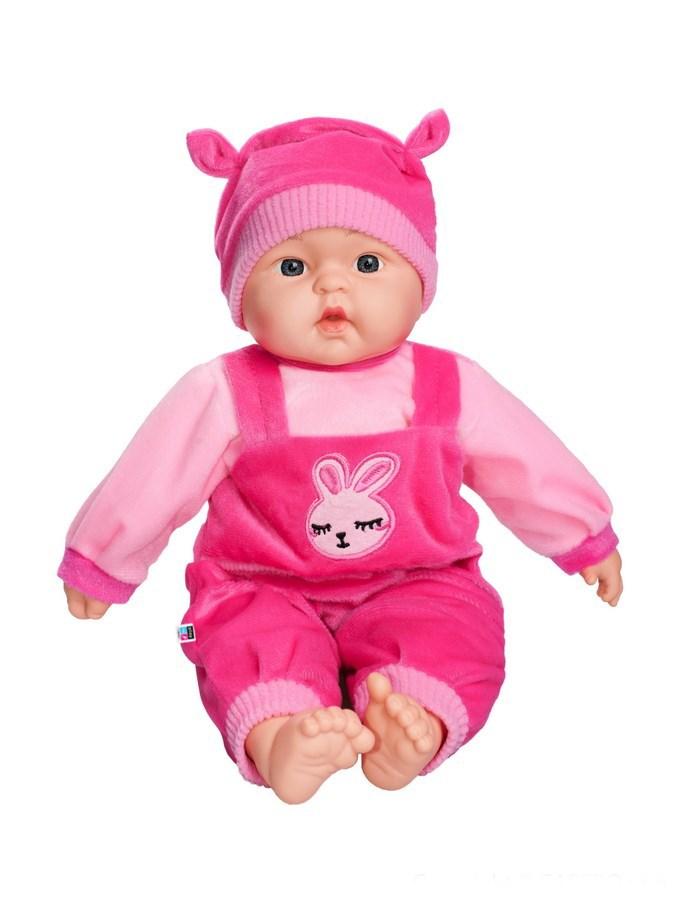 Polsky mluvící a zpívající dětská panenka PlayTo Zosia 46 cm
