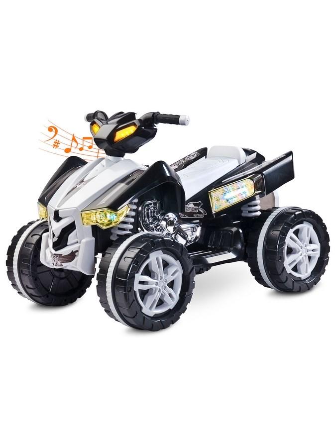 Elektrická čtyřkolka Toyz Raptor black