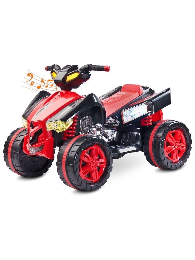 Elektrická čtyřkolka Toyz Raptor red