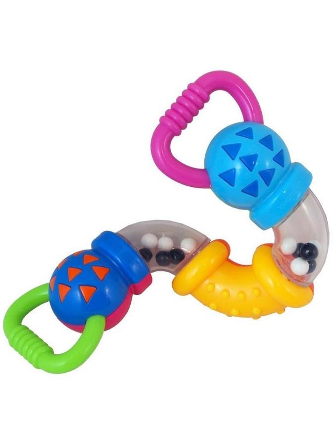 Dětské chrastítko Baby Mix zig zag