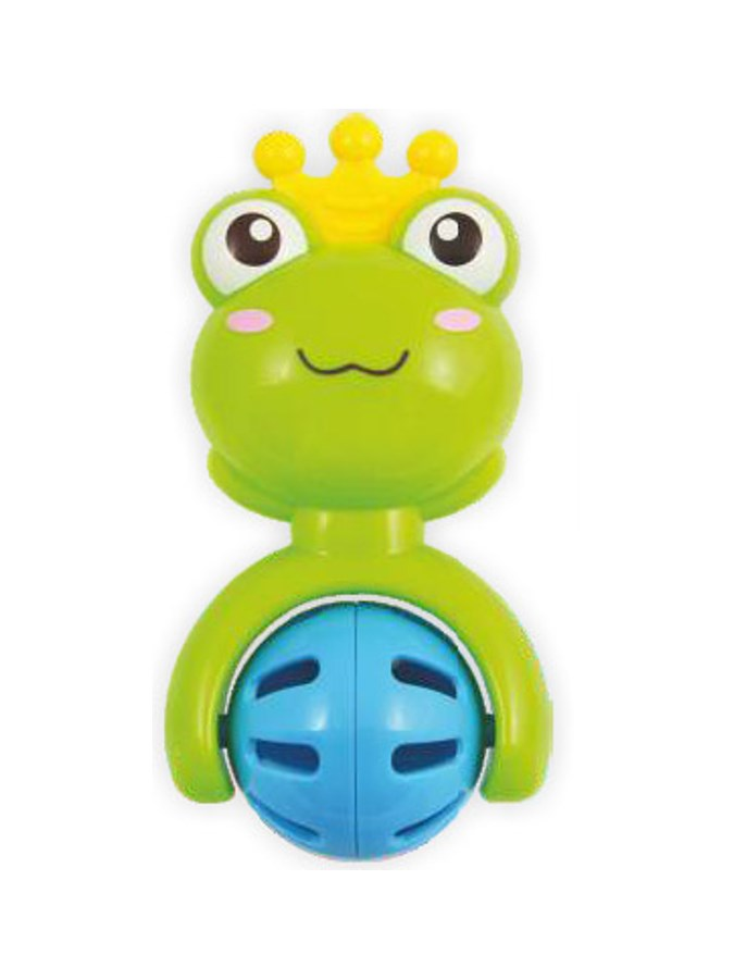 Dětské chrastítko Baby Mix žabička
