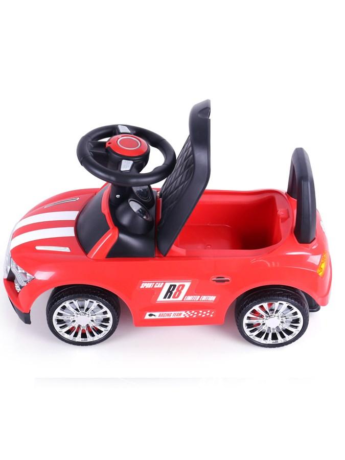 Dětské odrážedlo Milly Mally Racer red