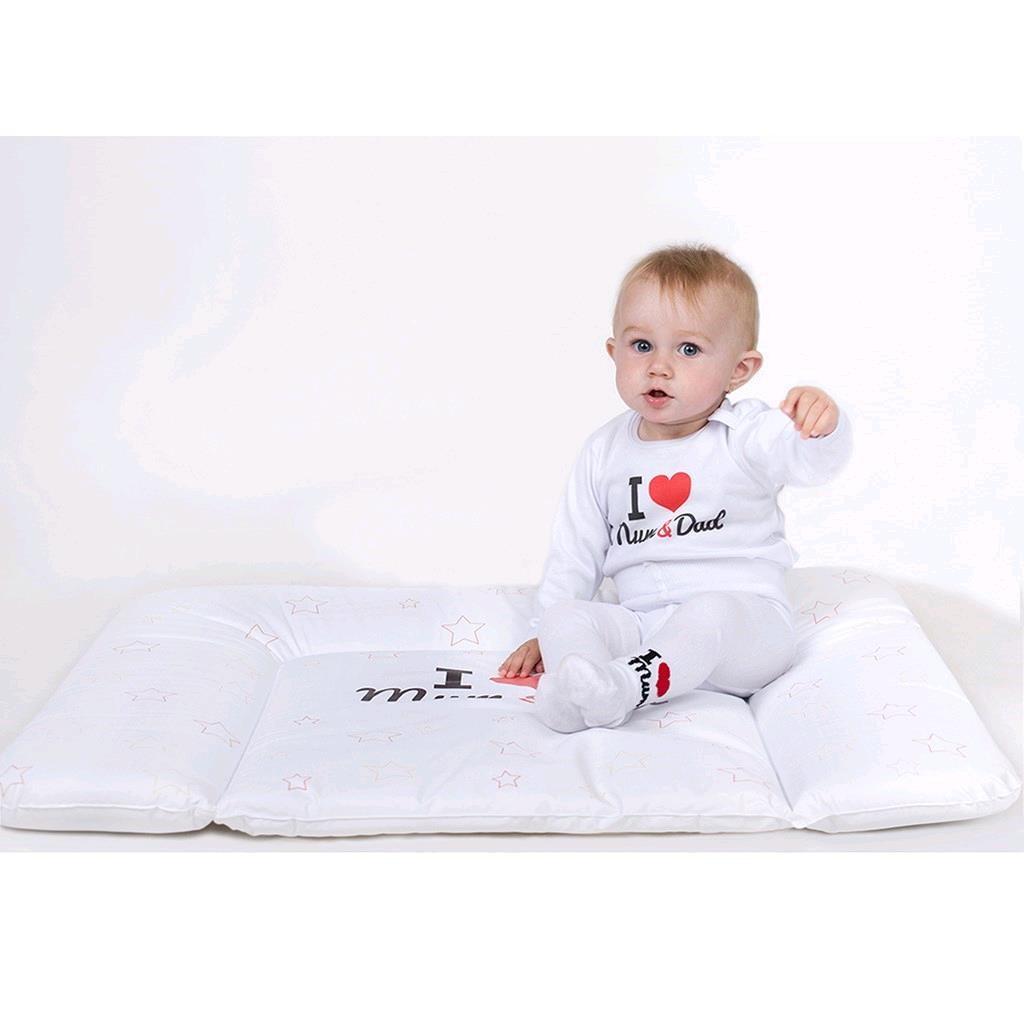 Body s potiskem New Baby I Love Mum and Dad, vel. 62 (3-6m)