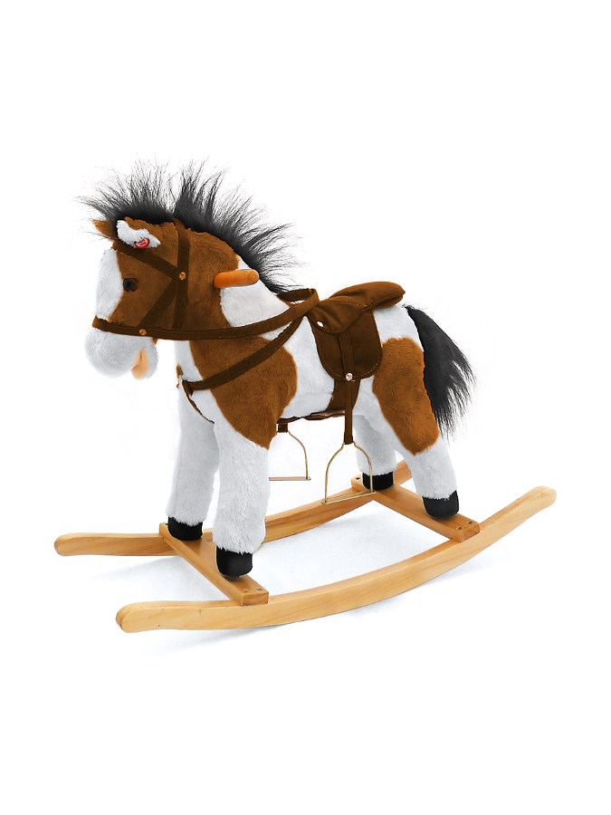 Houpací koník s melodií Milly Mally Pony Figaro
