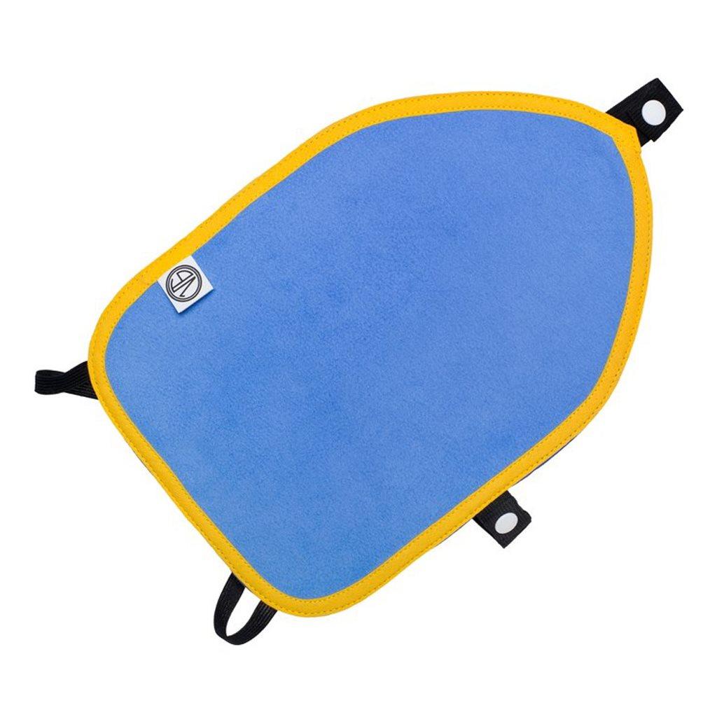 Dětská plazička VG modro-limetková
