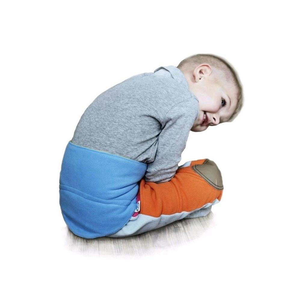 Dětský bederňák 5-11 let VG antracitovo-malinový