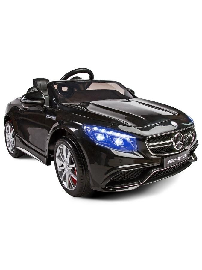Elektrické autíčko Toyz Mercedes-Benz S63 AMG-2 motory black