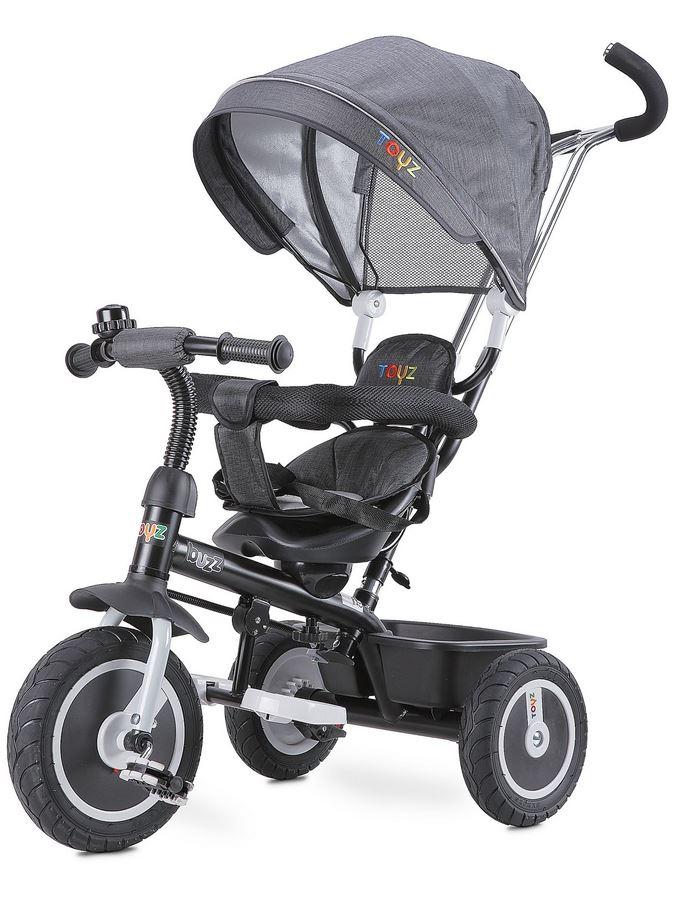 Dětská tříkolka Toyz Buzz grey