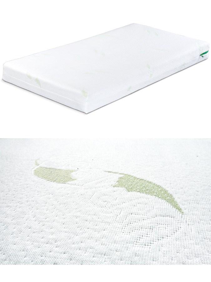 Matrace Sensillo latex-molitan-kokos 140x70 cm-Aloe Vera