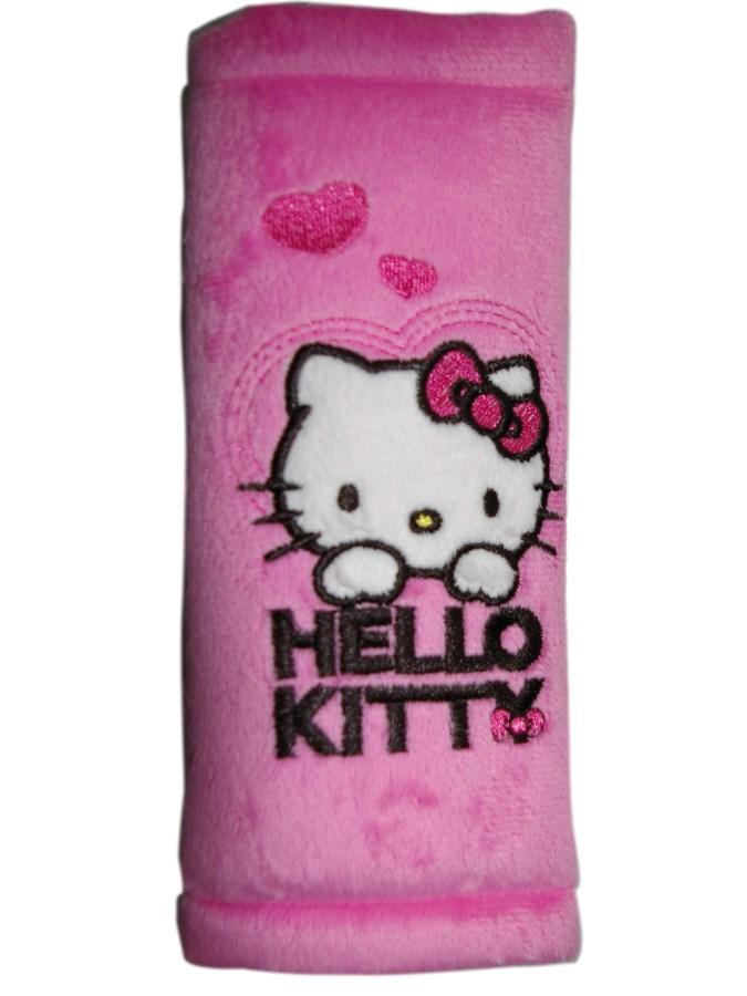KAUFMANN Chránič na bezpečnostní pásy Disney Hello Kitty