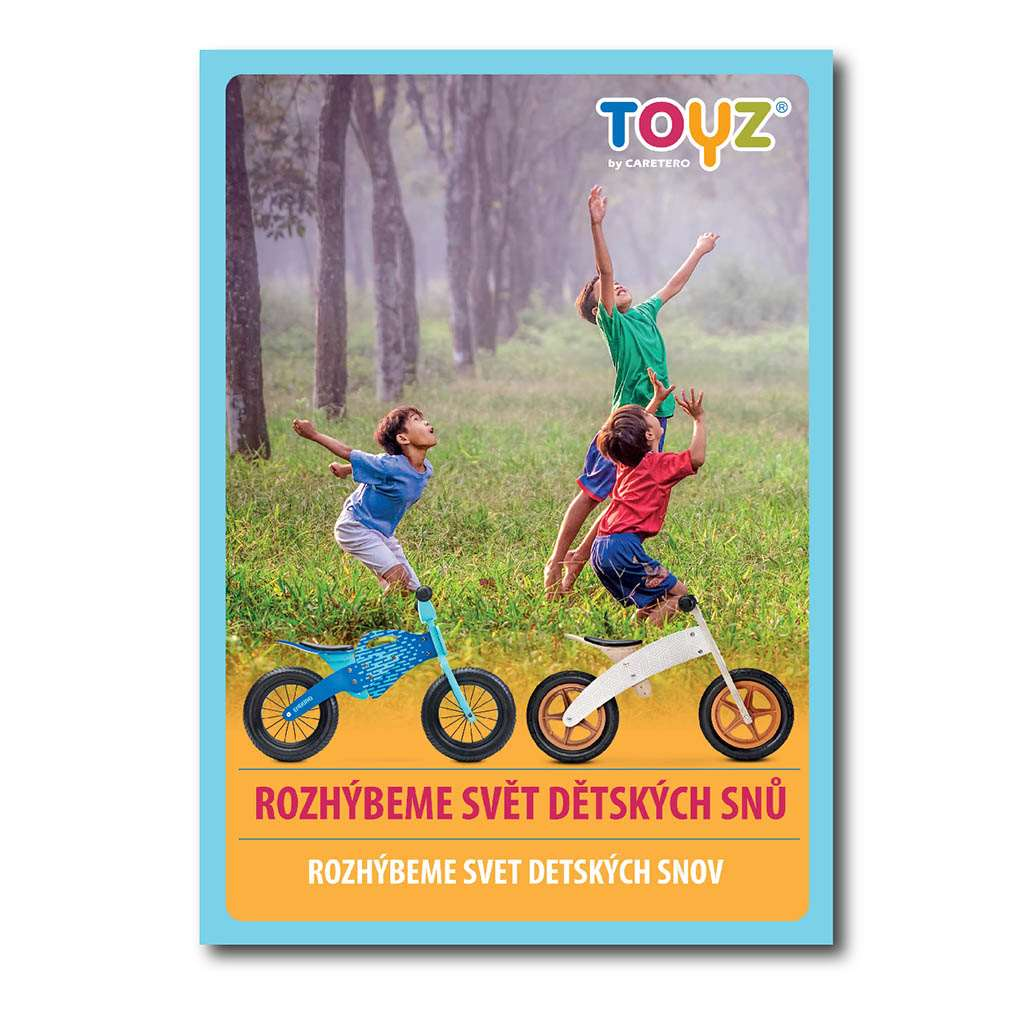 Propagační materiály Toyz - katalog 2019 balení-25 ks