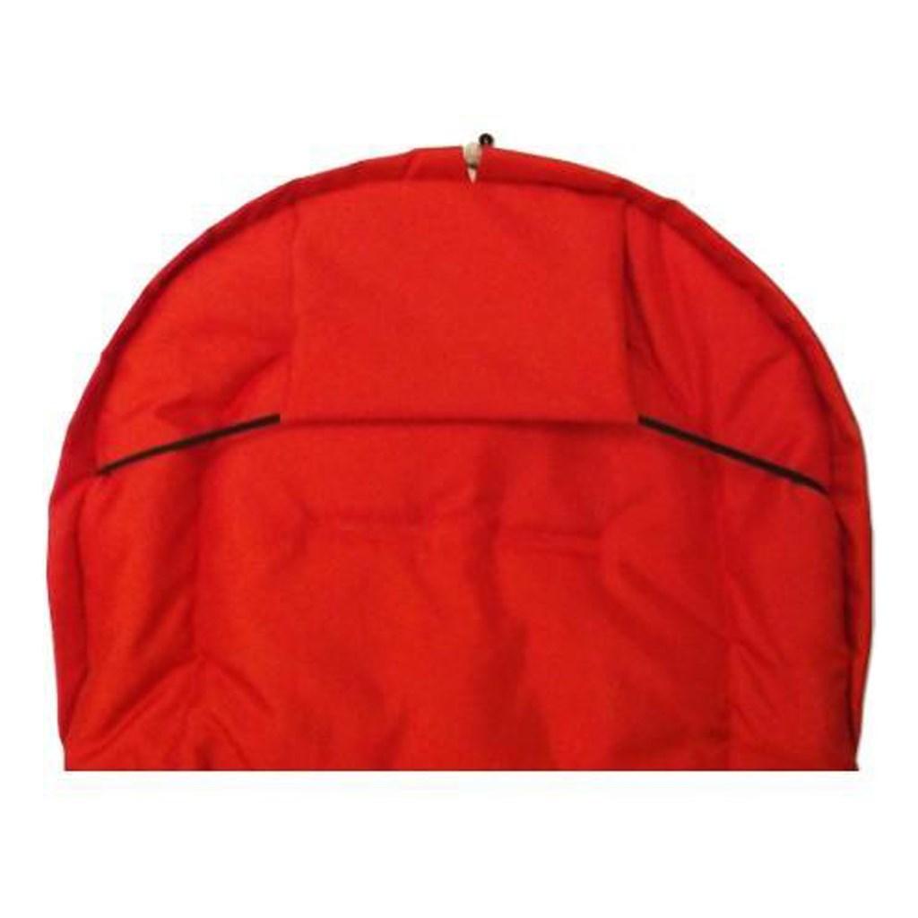 Zimní fusák New Baby Classic Wool red