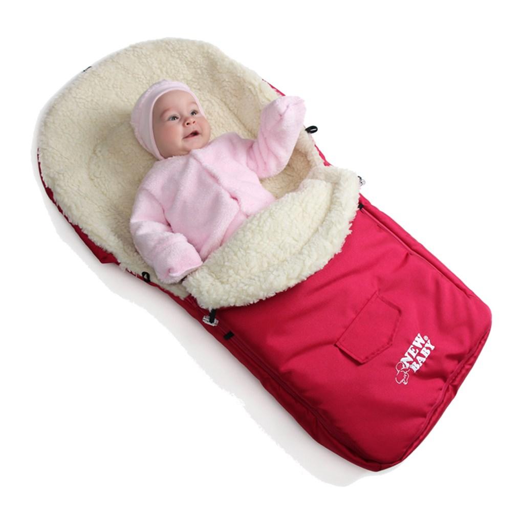 Zimní fusák New Baby Classic Wool turquise