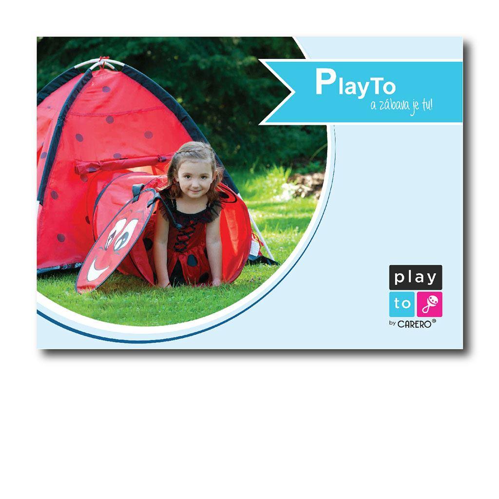 Propagační materiály PlayTo - katalog 2019 balení-50 ks