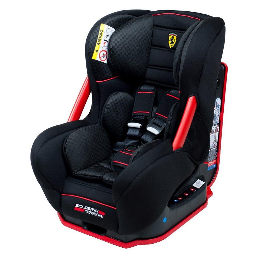 Autosedačka Migo Eris Ferrari 2017 black