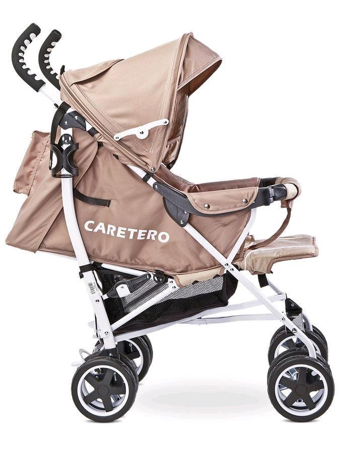 Golfový kočárek CARETERO Spacer 2017 beige