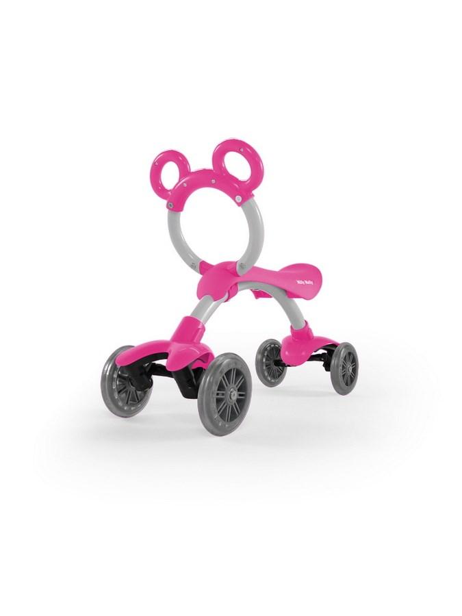 Dětské odrážedlo Milly Mally Orion Flash pink