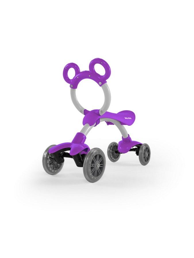 Dětské odrážedlo Milly Mally Orion Flash violet