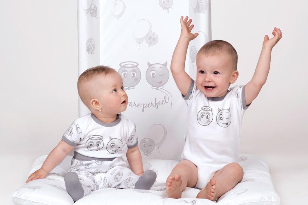 Přebalovací nástavec New Baby Emotions bílý 50x80cm