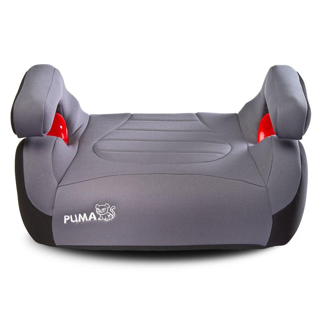 Autosedačka-podsedák CARETERO Puma Isofix graphite 2017
