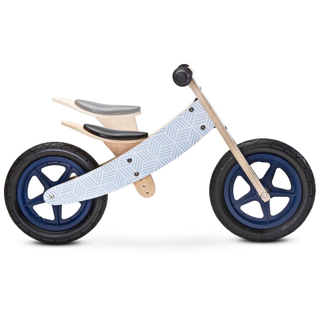 Dětské odrážedlo kolo Toyz Woody mint