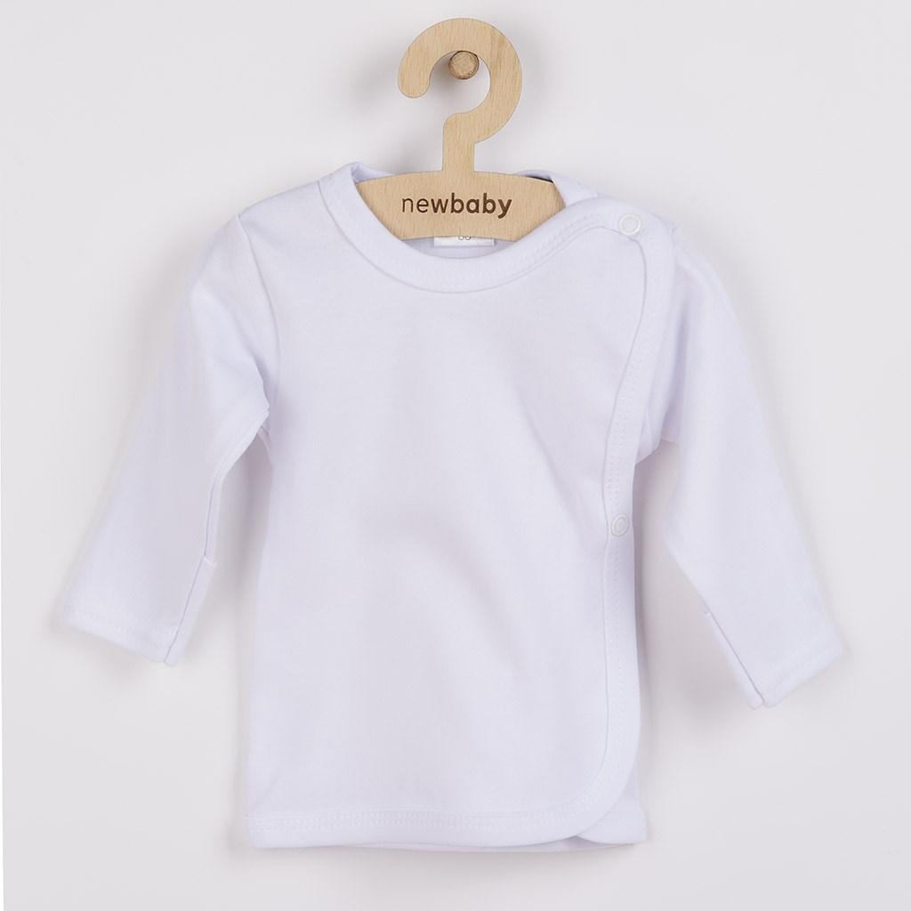 Kojenecká košilka New Baby Classic II bílá-68 (4-6m)