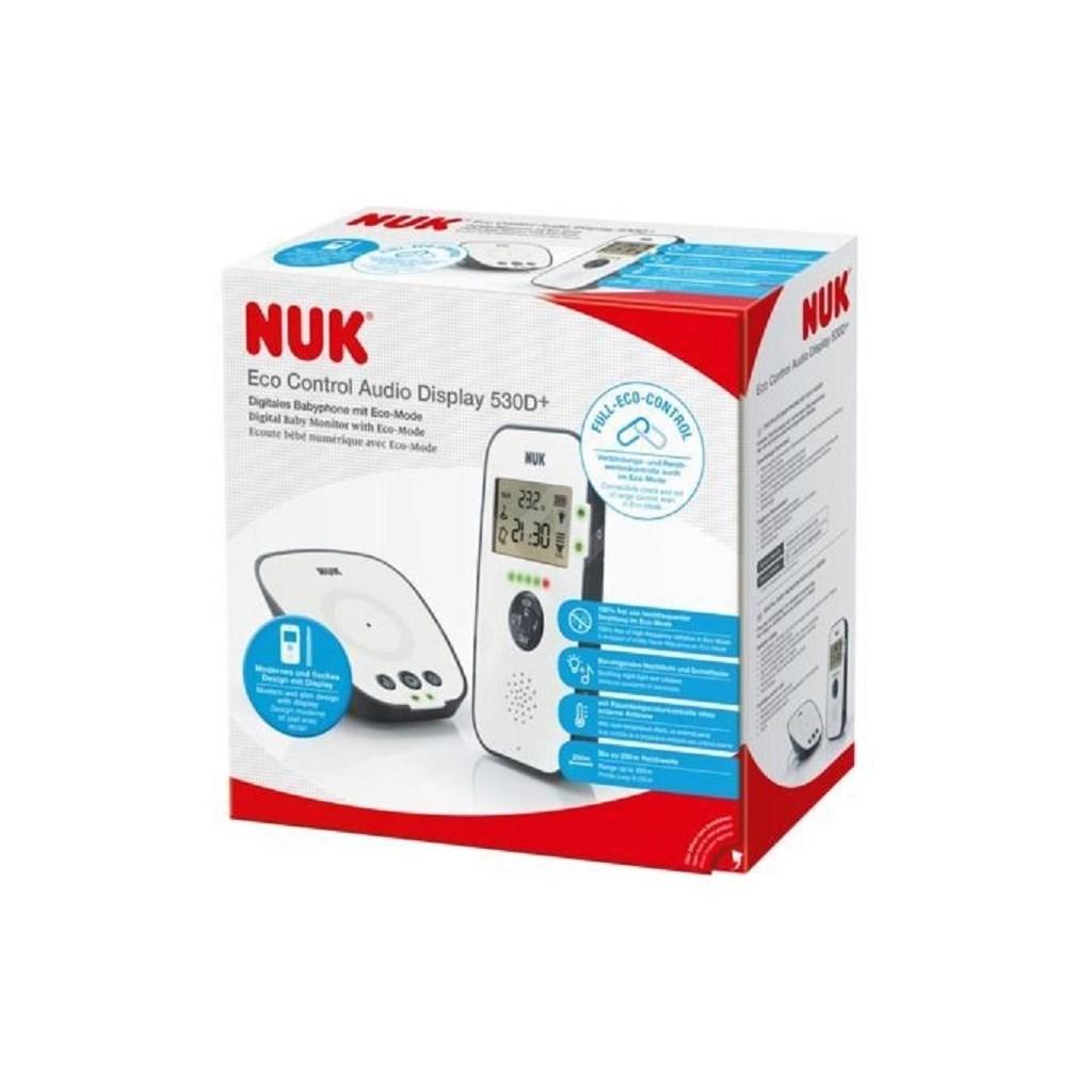 Digitální chůvička NUK Eco Control Audio Display 530D+