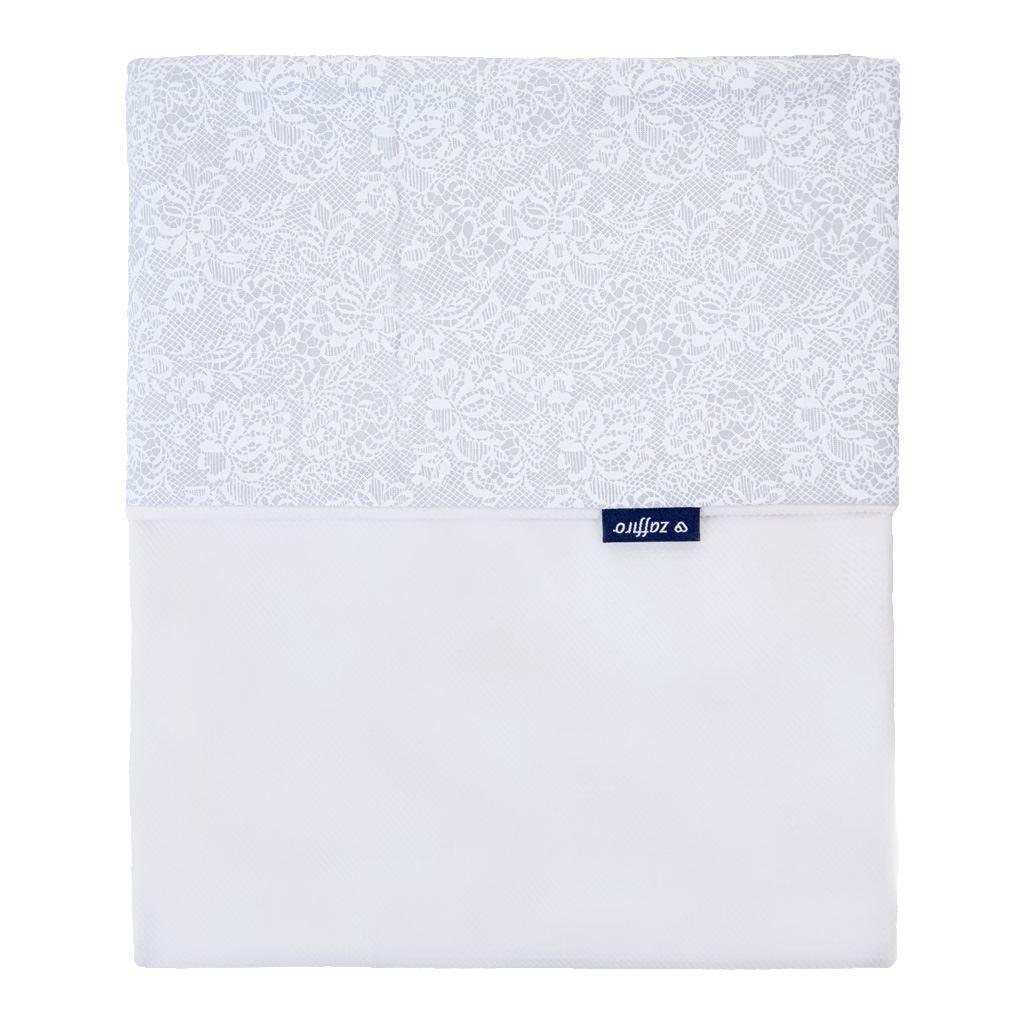VELVET Luxusná deka smotanová 75x100