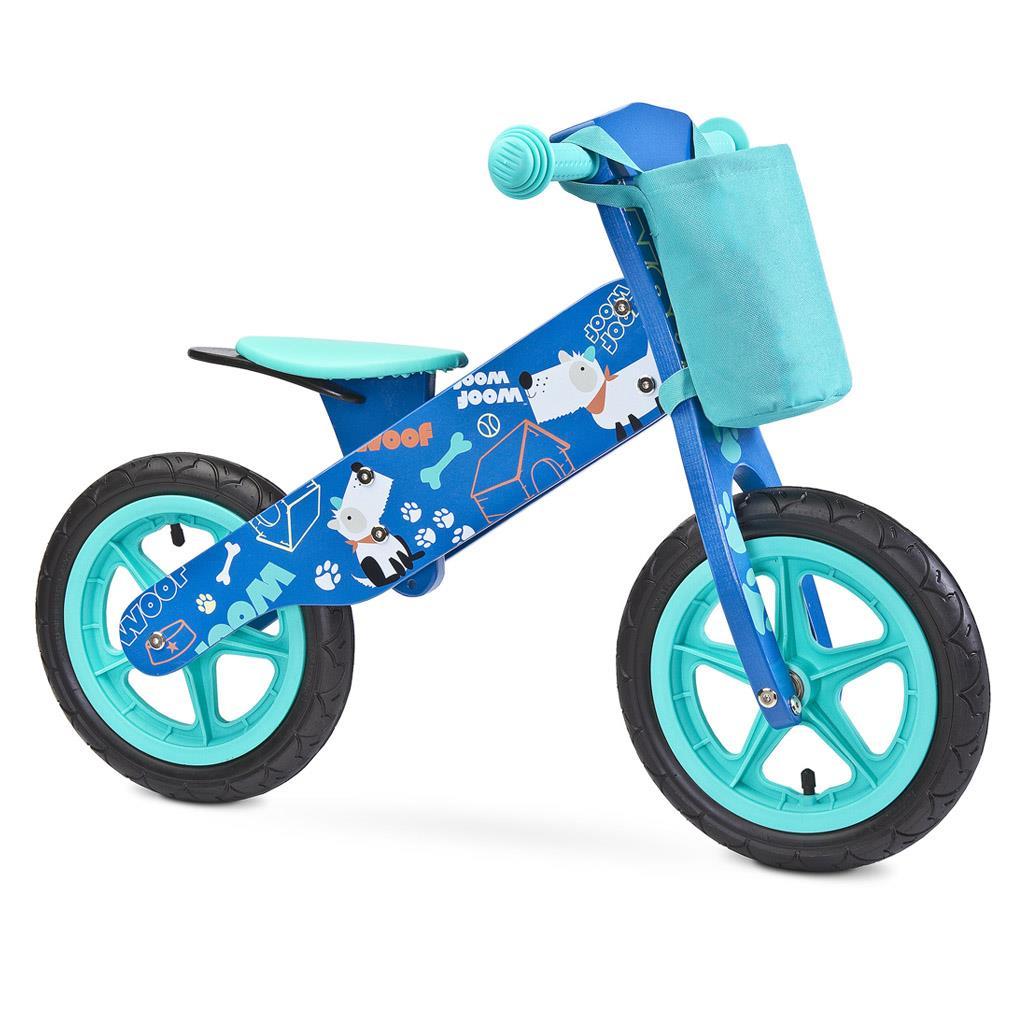 Dětské odrážedlo kolo Toyz  Zap 2018 blue