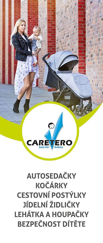 Reklamní Roll-up banner Caretero