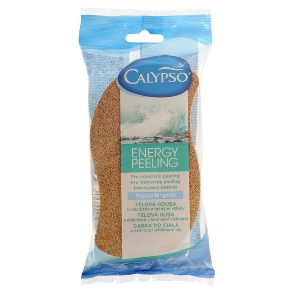 Koupelová houba Energy peeling Calypso
