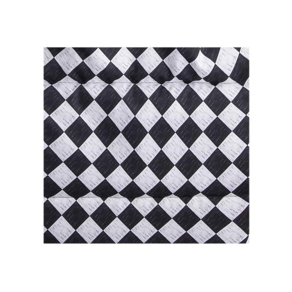 Luxusní fusák Belisima šachovnice